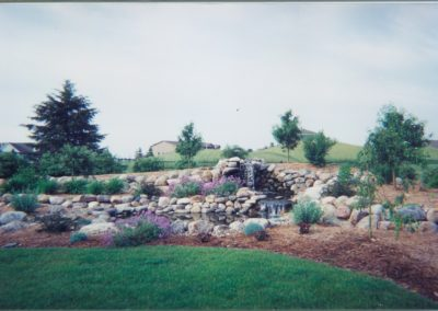 Anderson Landscaping Water Features